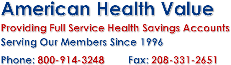 Your Health Savings Account Experts